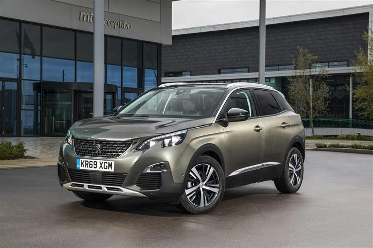 Peugeot 3008 1.5 BlueHDi Allure 5dr EAT8 Diesel Estate