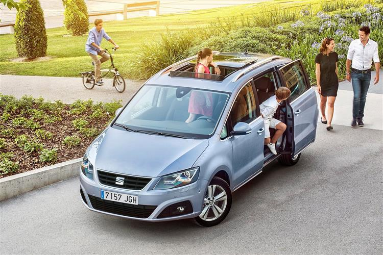 SEAT Alhambra 2.0 TDI Ecomotive SE L [EZ] 150 5dr Diesel Estate