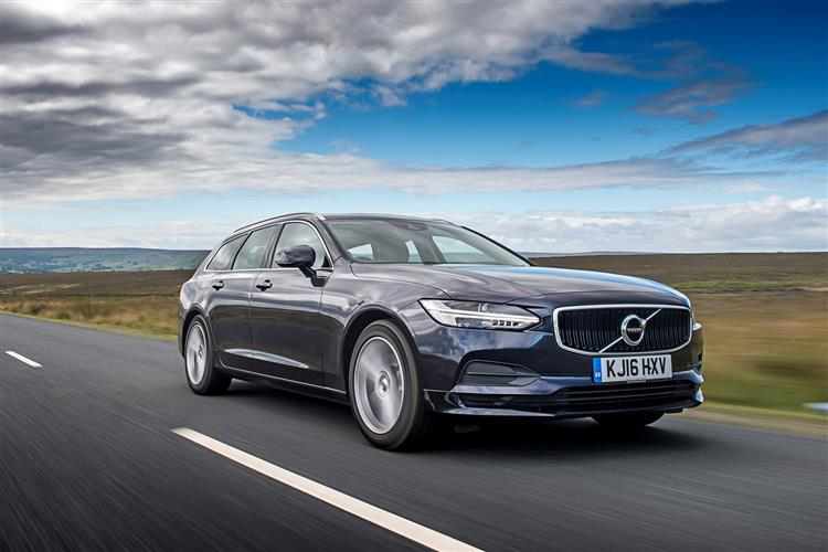 Volvo V90 2.0 T5 Inscription Plus 5dr Geartronic Petrol Estate