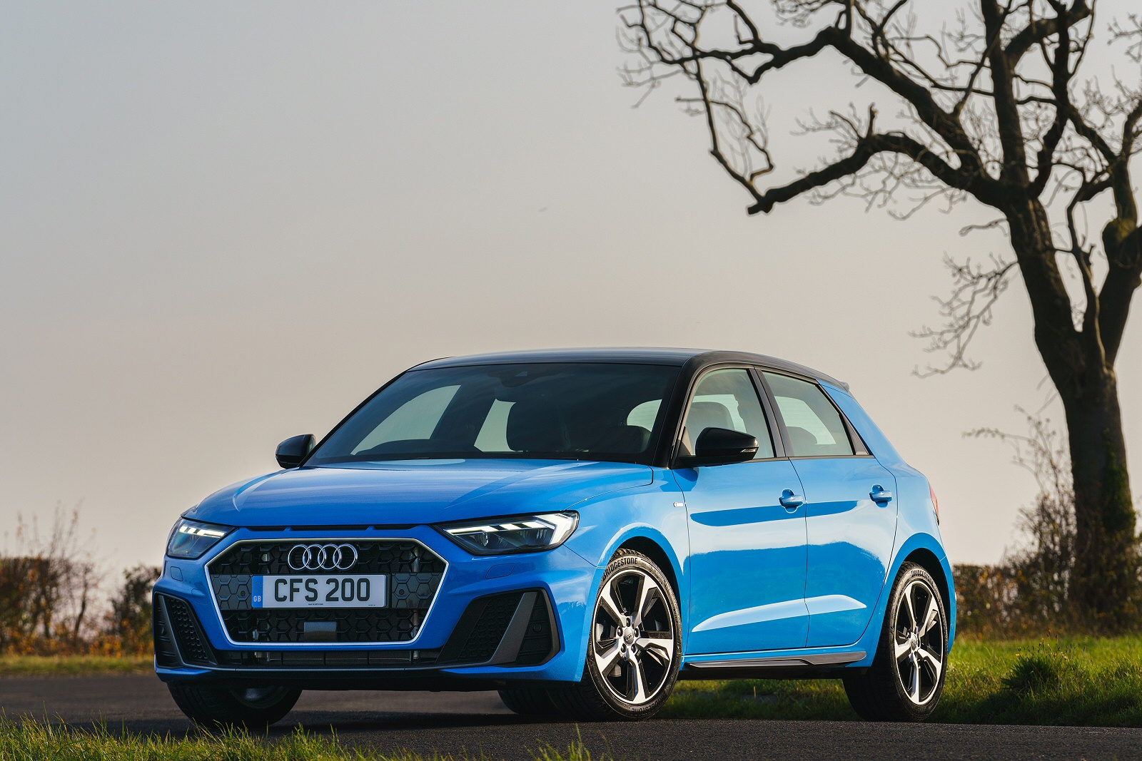 New Audi A1 40 TFSI S Line Competition 5dr S Tronic Petrol ...