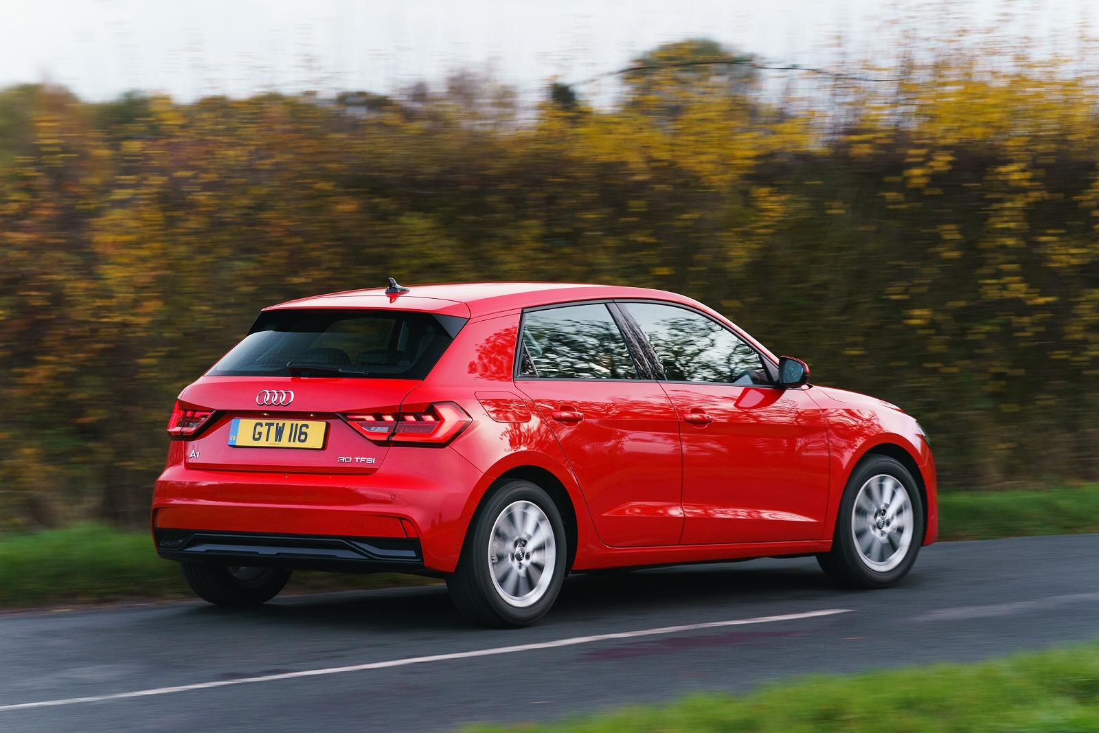 New Audi A1 25 Tfsi S Line 5dr Petrol Hatchback For Sale Hereford Audi
