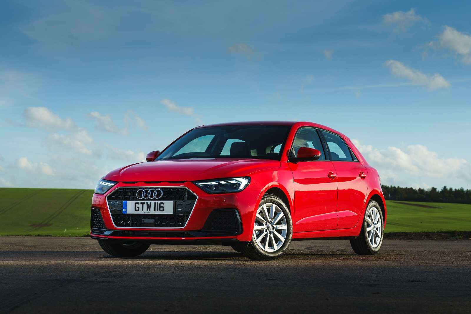 New Audi A1 30 Tfsi S Line 5dr S Tronic Tech Pack Petrol Hatchback