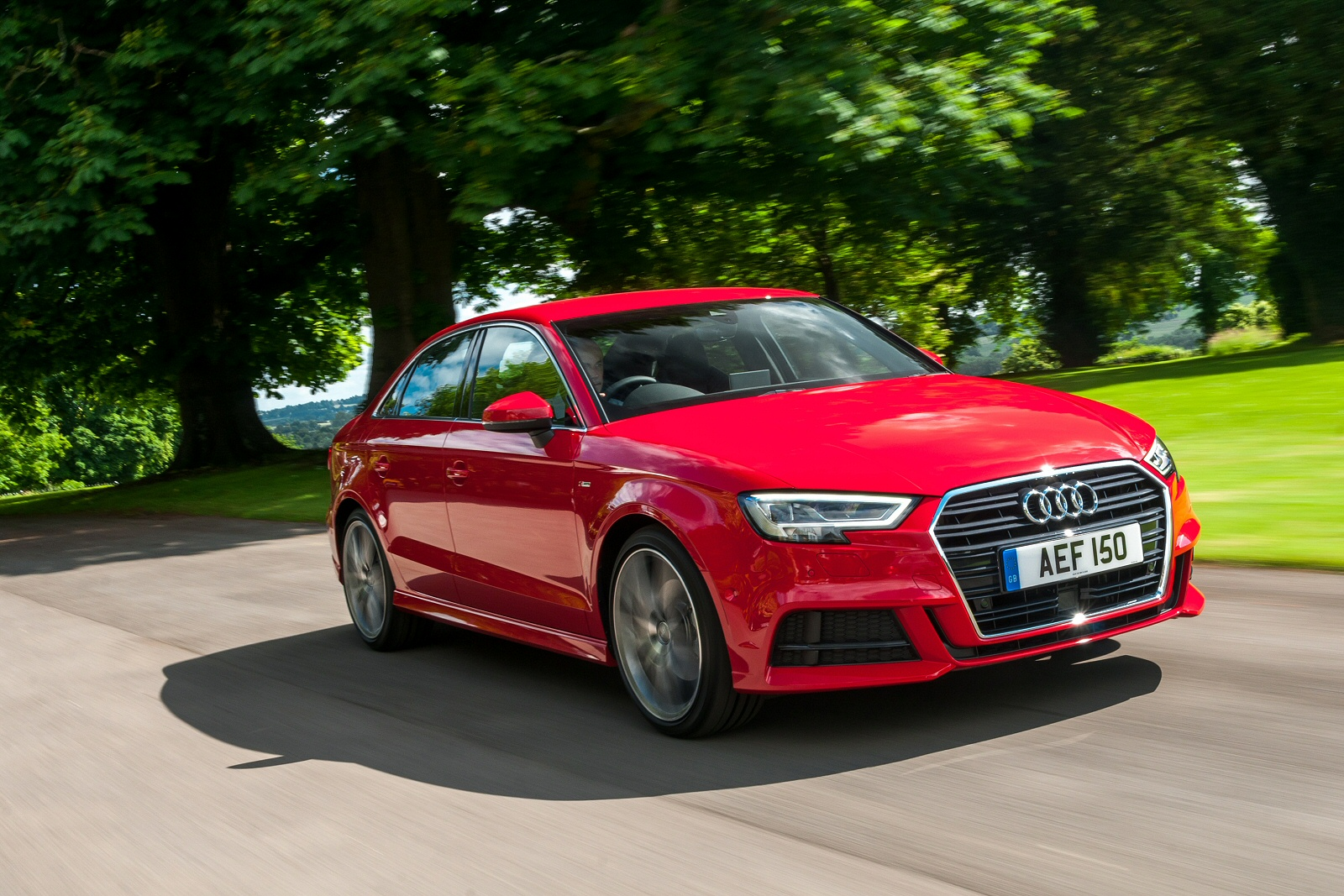 new audi a3 30 tdi 116 sport 4dr s tronic diesel saloon. Black Bedroom Furniture Sets. Home Design Ideas