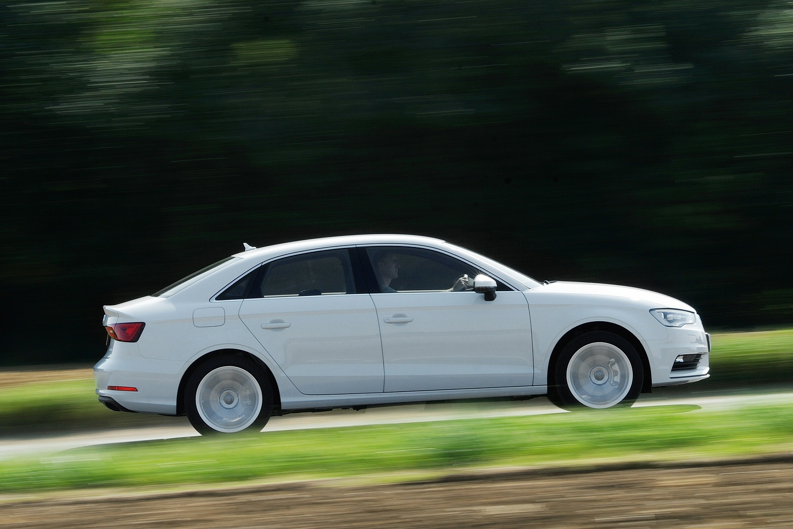 New Audi A3 S3 Tfsi Quattro 4dr S Tronic Petrol Saloon For