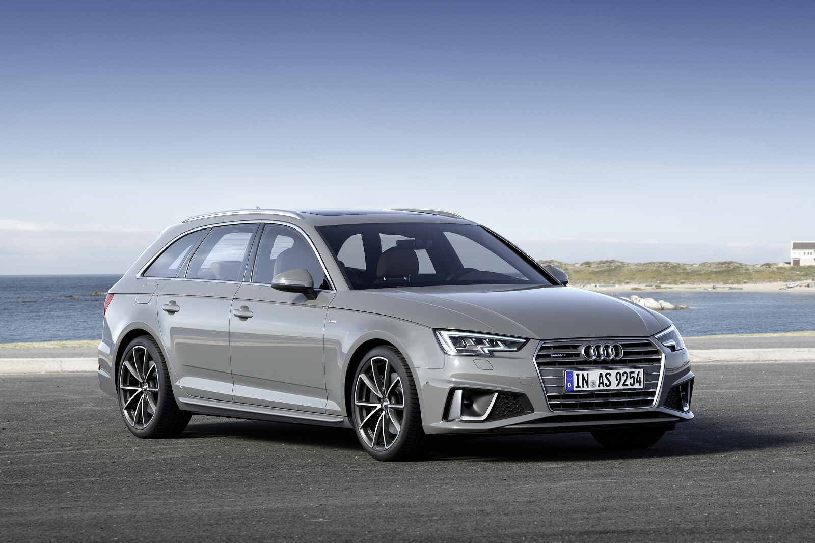New Audi A4 35 Tfsi Black Edition 5dr S Tronic Petrol Estate For
