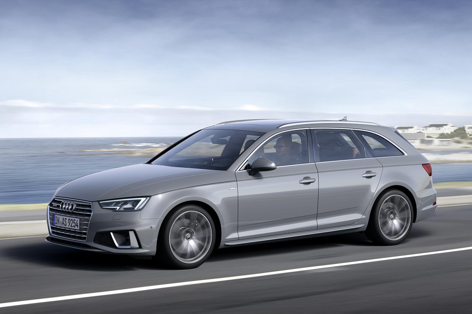 New Audi A4 35 Tfsi Se 5dr Petrol Estate For Sale Hereford Audi