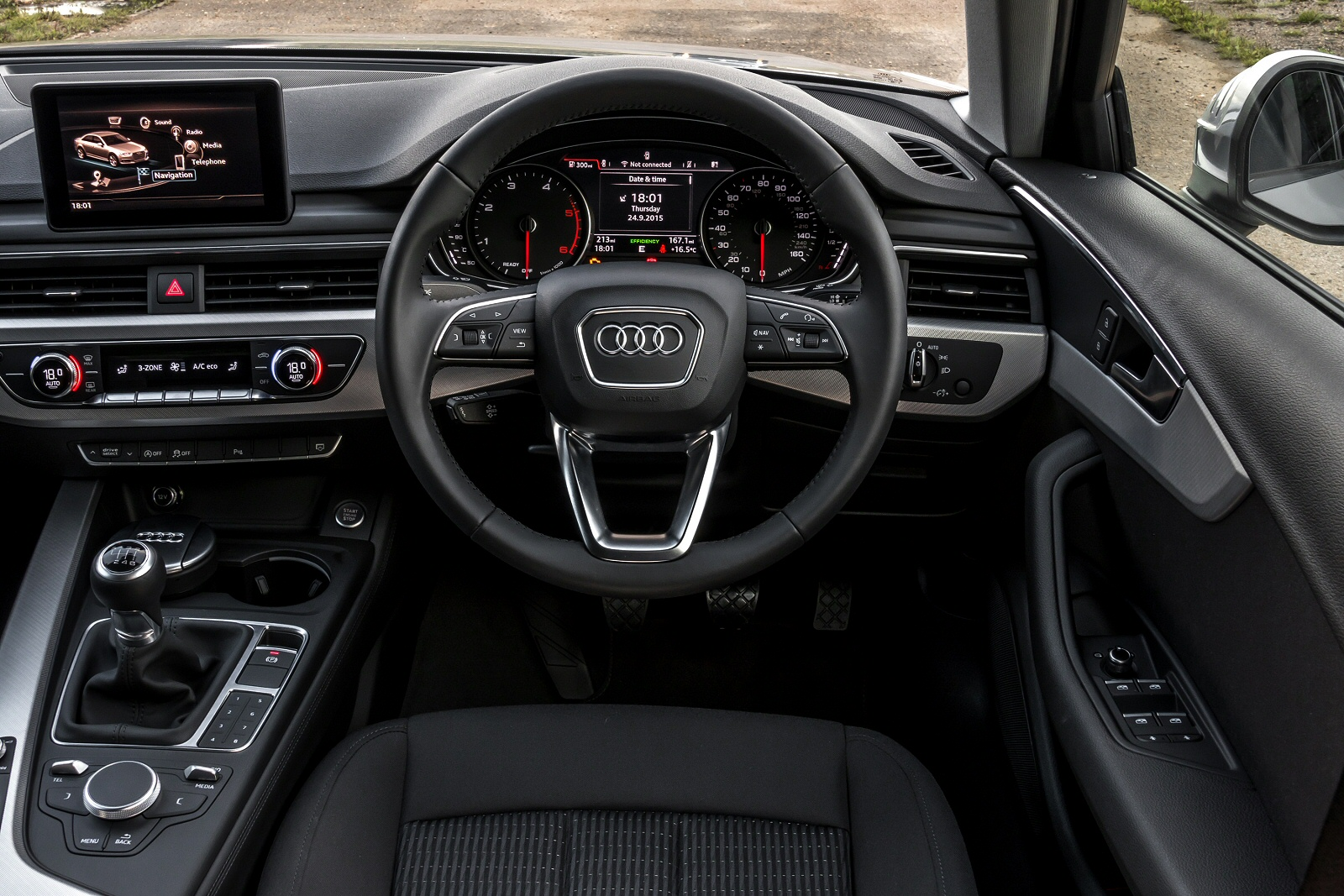 New Audi A4 2 0 Tdi Ultra Se 4dr Diesel Saloon For Sale