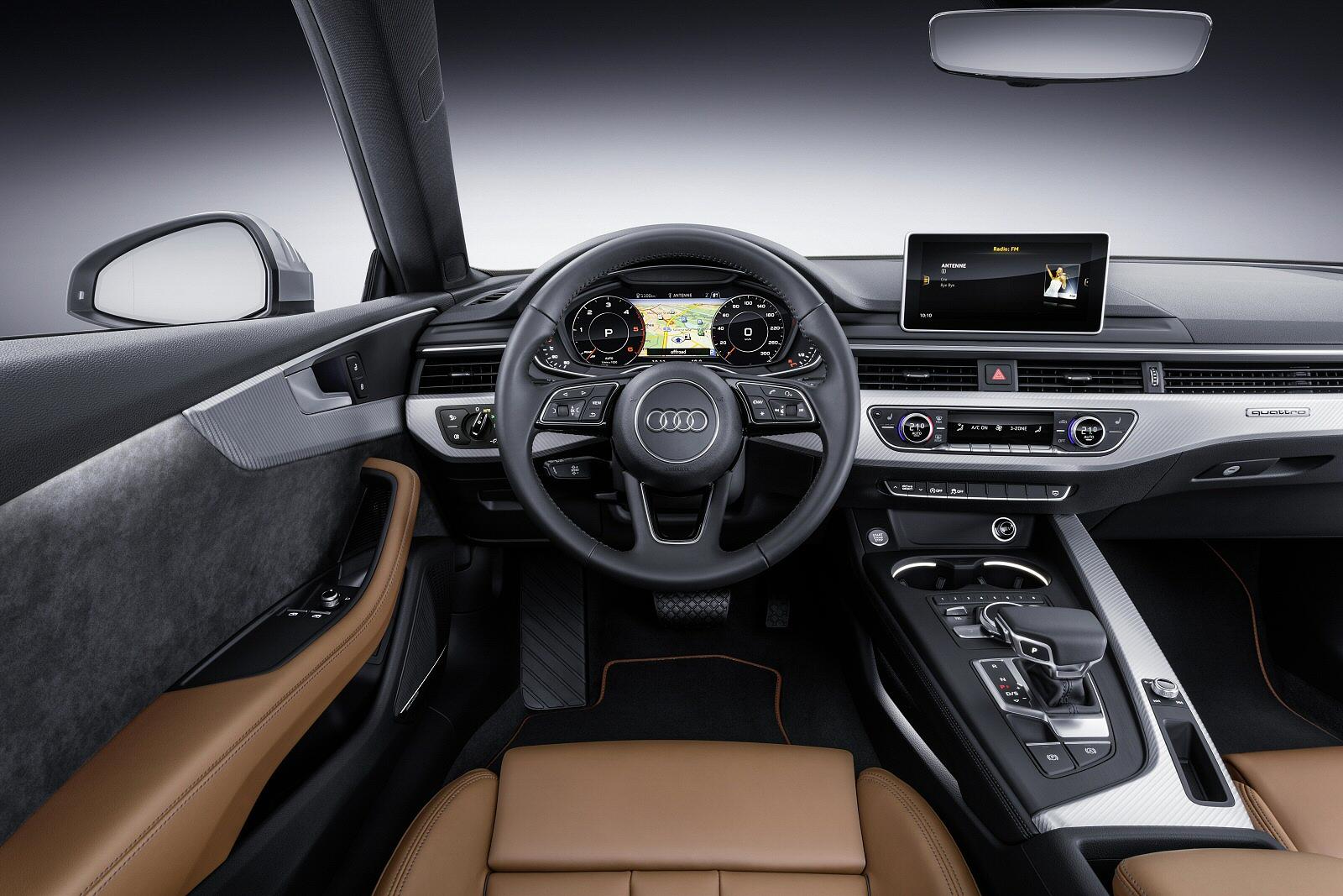 Audi A5 Coupe Black Edition 35 Tfsi S Tronic