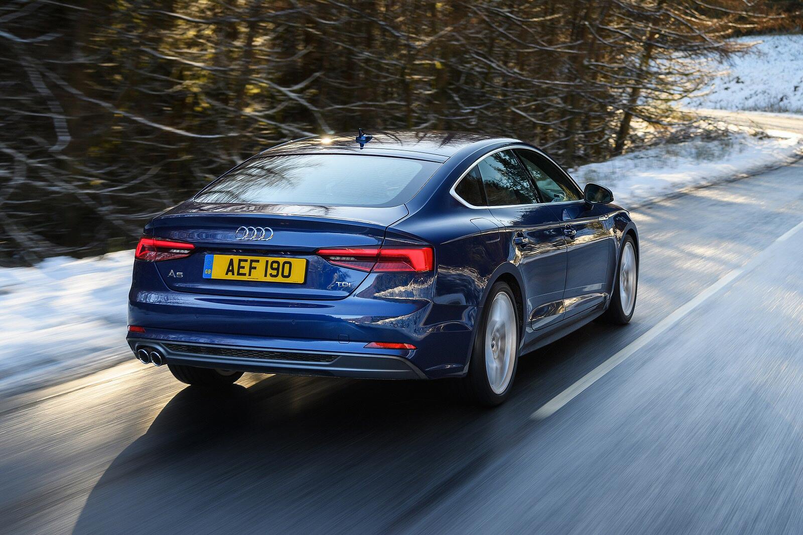 Audi a5 hatchback for sale 13