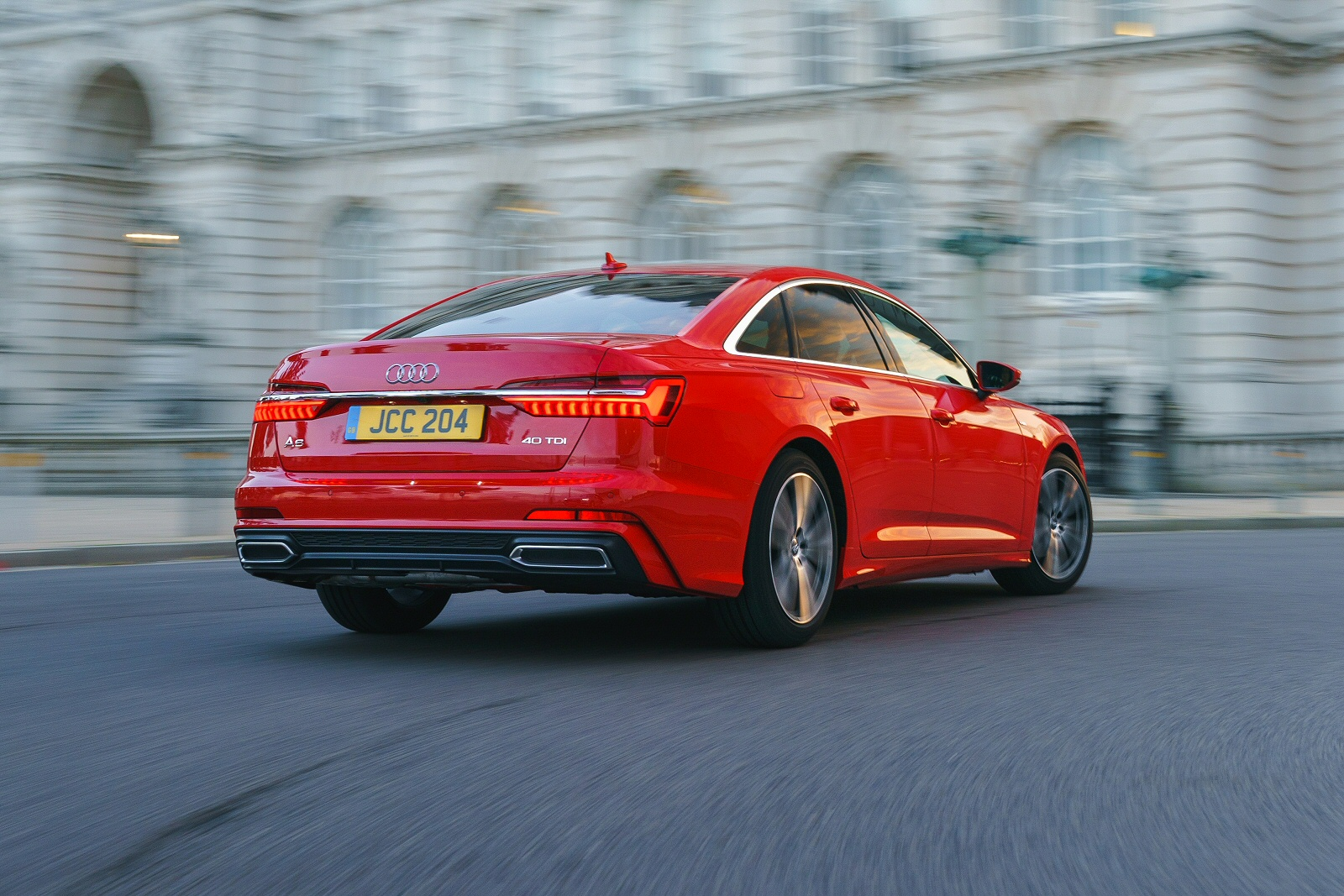 New Audi A6 45 Tfsi Quattro S Line 5dr S Tronic Petrol Estate For