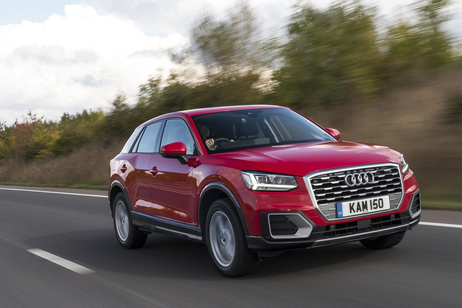 new audi q2 1 6 tdi sport 5dr s tronic diesel estate for. Black Bedroom Furniture Sets. Home Design Ideas