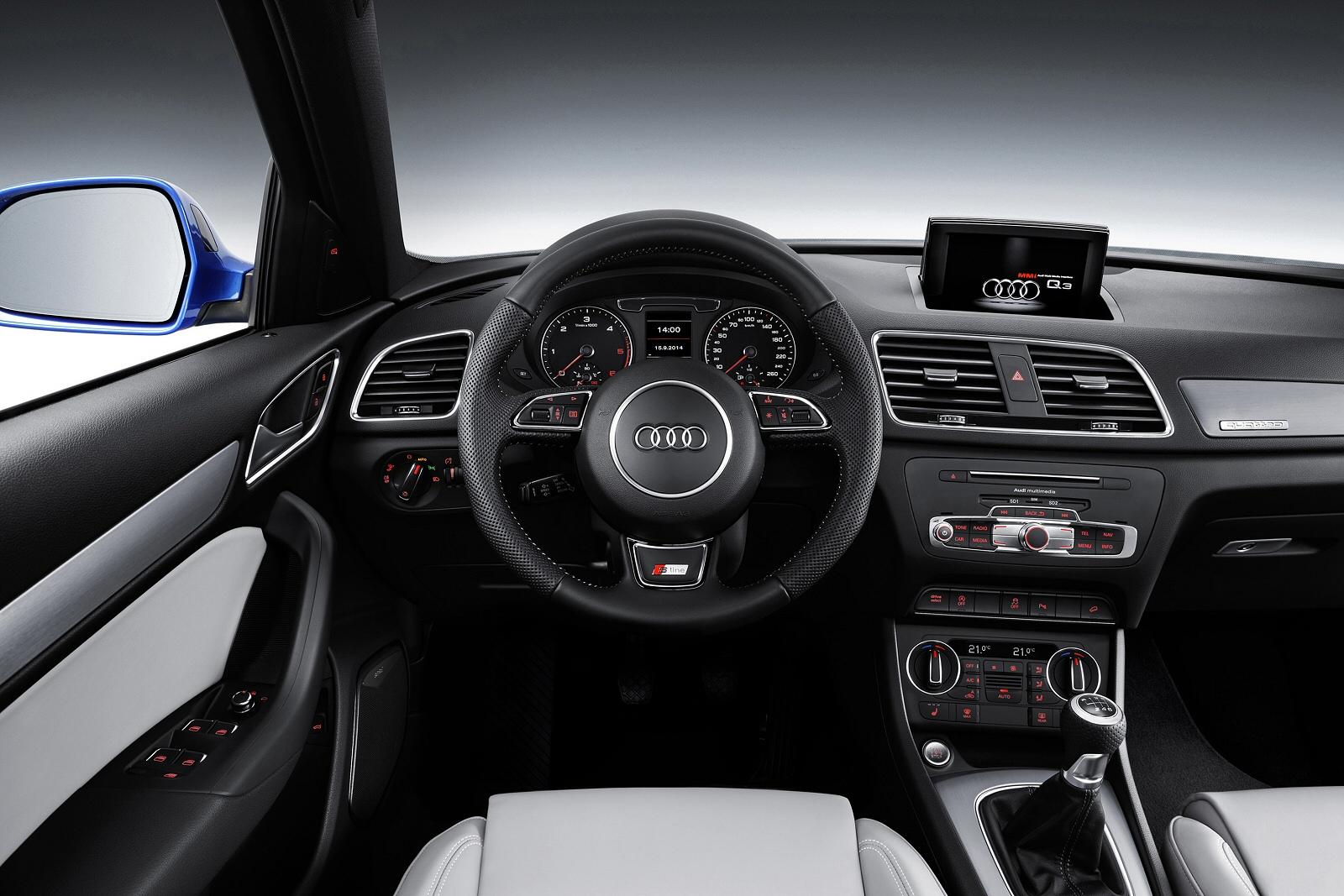New Audi Q3 2 0 Tdi 184 Quattro S Line Edition 5dr S