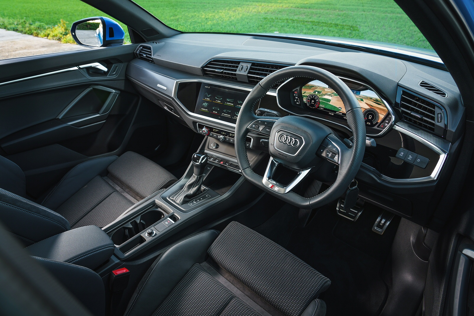 Audi Q3 Estate 35 Tfsi Sport 5dr Audi Q3 Review