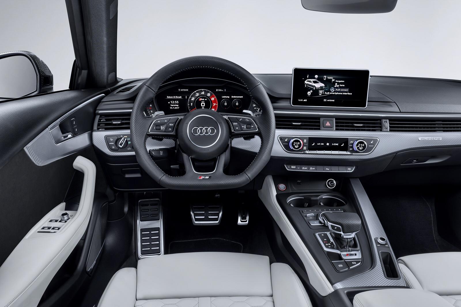New Audi Rs T Fsi Quattro Rs Performance Dr Tip Auto Petrol - Audi is6