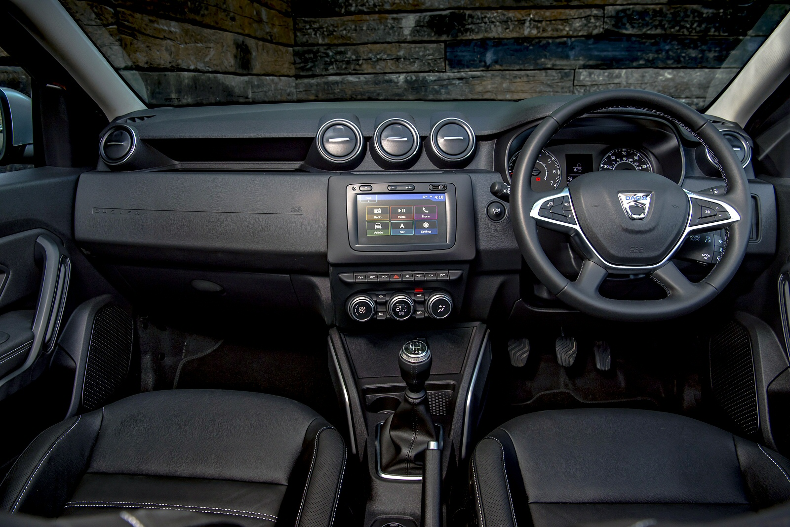 Vehicle Lease Deals >> New Dacia Duster 1.6 Sce 115 Access 5Dr Petrol Estate for ...