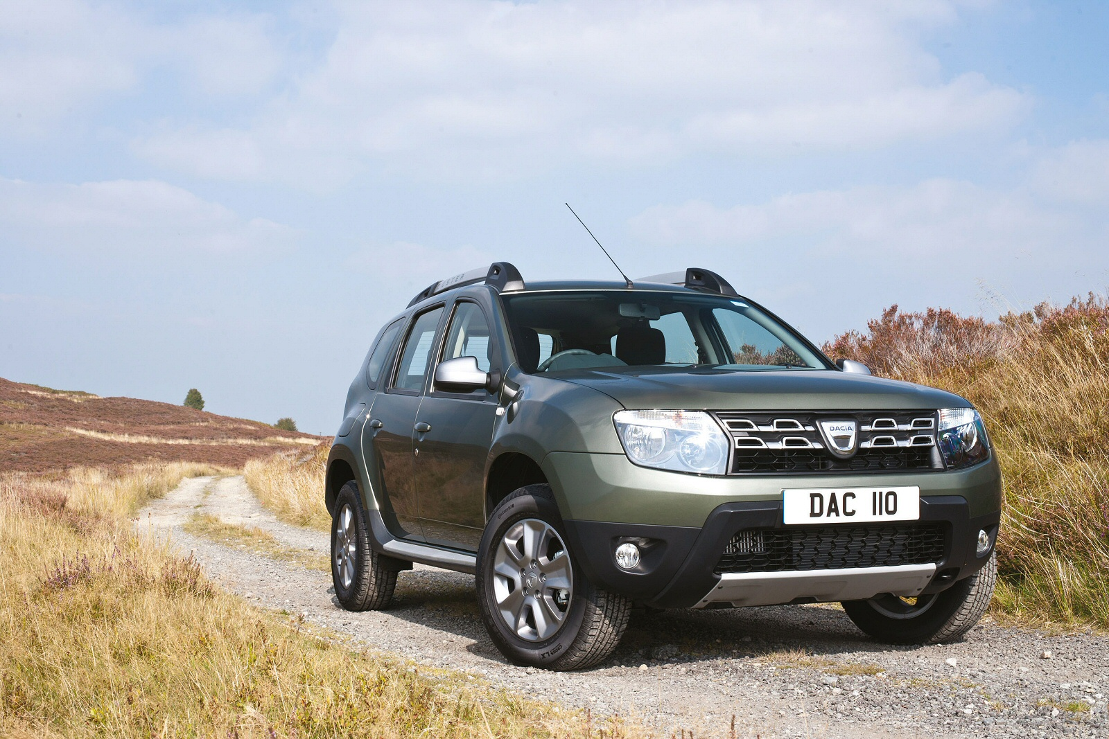 new dacia duster 1 5 dci 110 prestige 5dr diesel estate. Black Bedroom Furniture Sets. Home Design Ideas