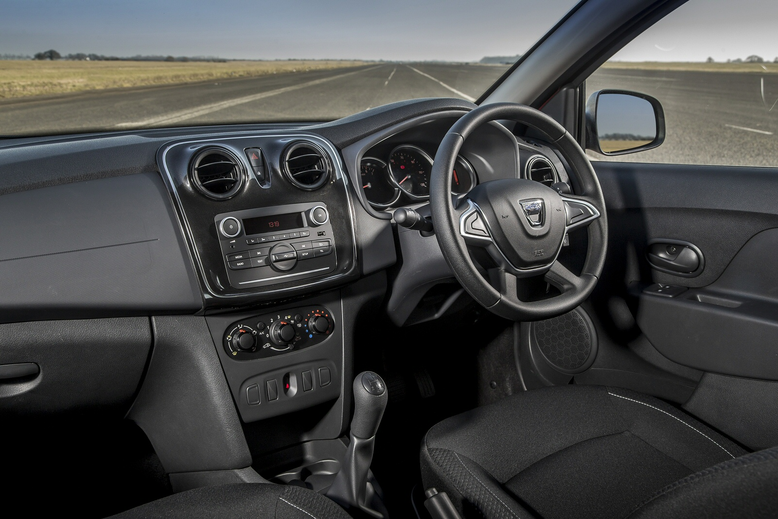New Dacia Sandero Stepway 1.5 Dci Ambiance 5Dr Diesel Hatchback for ...