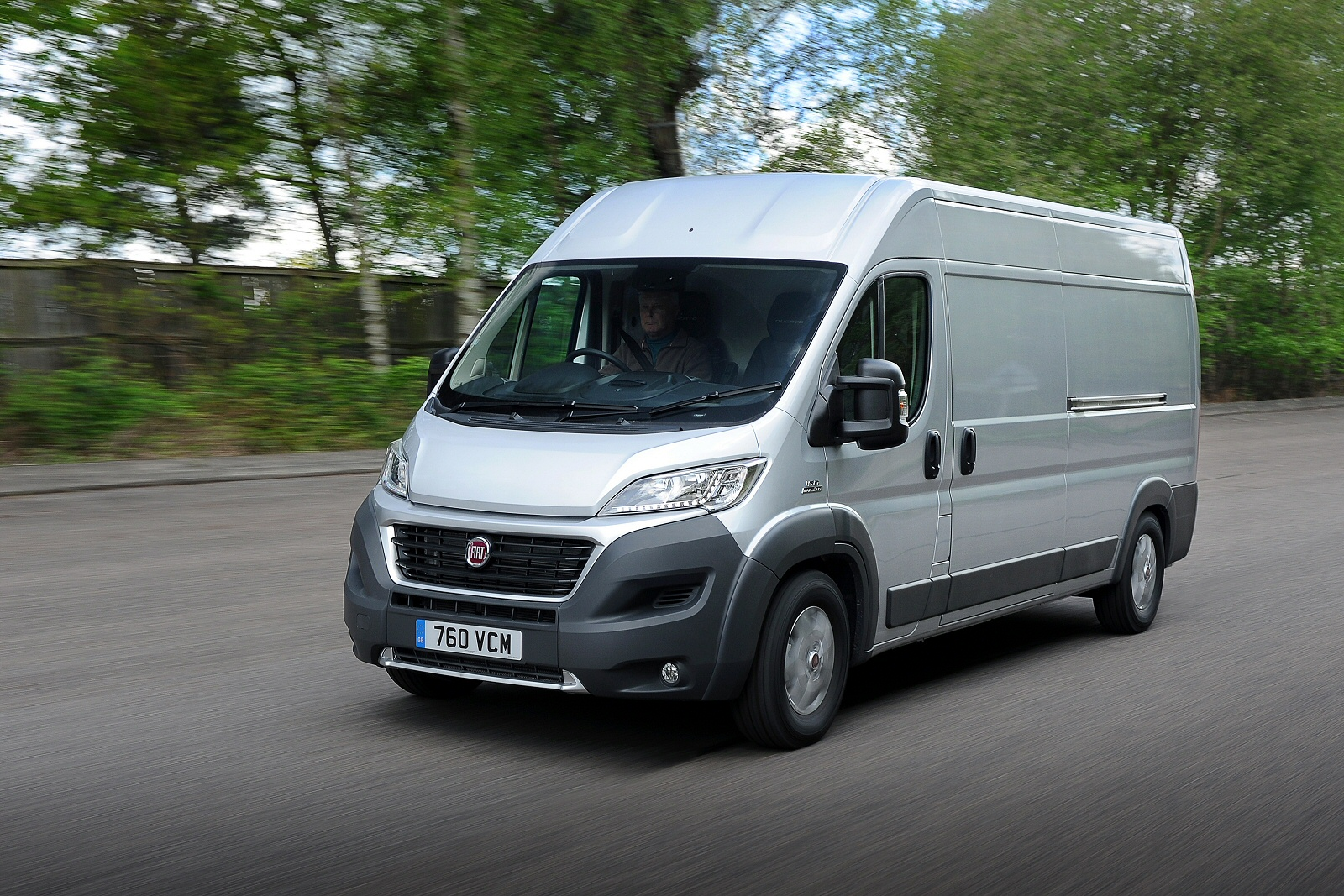 Fiat Ducato Van Video Review Vansdirect