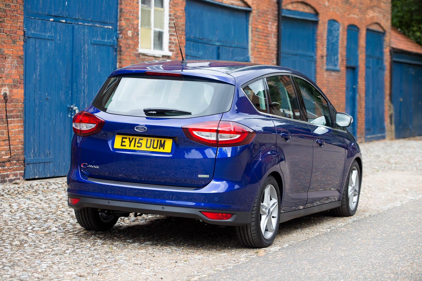 new ford c max 1 0 ecoboost 125 zetec 5dr petrol estate for sale macklin motors. Black Bedroom Furniture Sets. Home Design Ideas