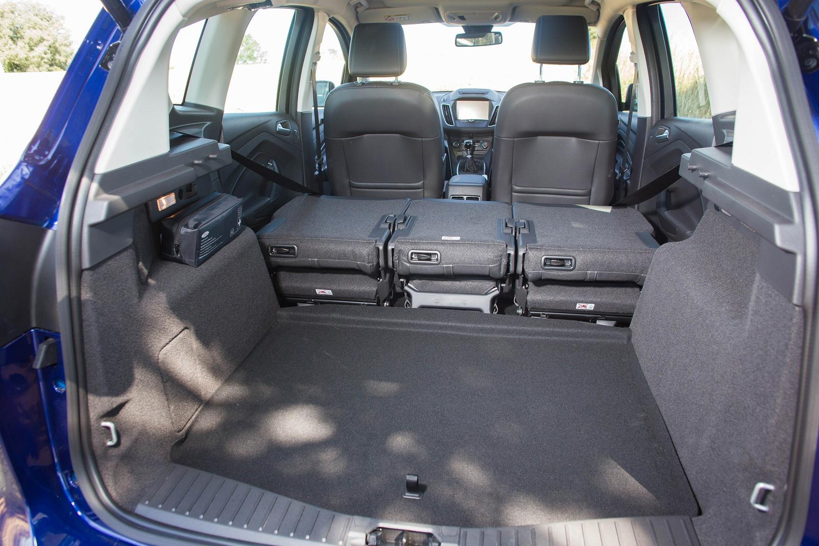 New Ford C Max 1 0 Ecoboost 125 Zetec Navigation 5dr Petrol Estate For Bristol Street