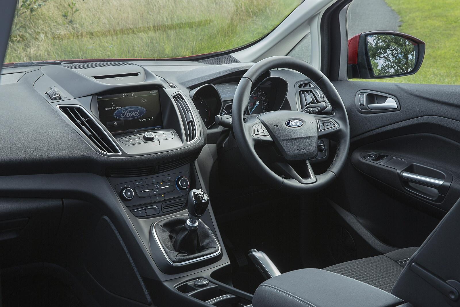 new ford c-max 1.5 tdci zetec navigation 5dr diesel estate for