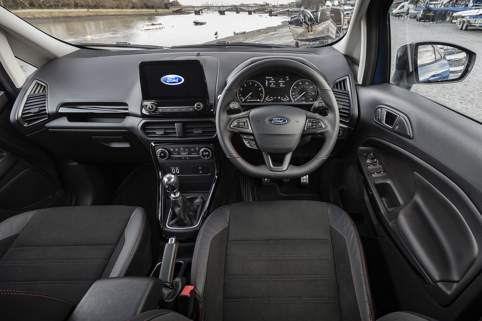 New ford ecosport 1 0 ecoboost zetec navigation 5dr petrol hatchback for sale bristol street
