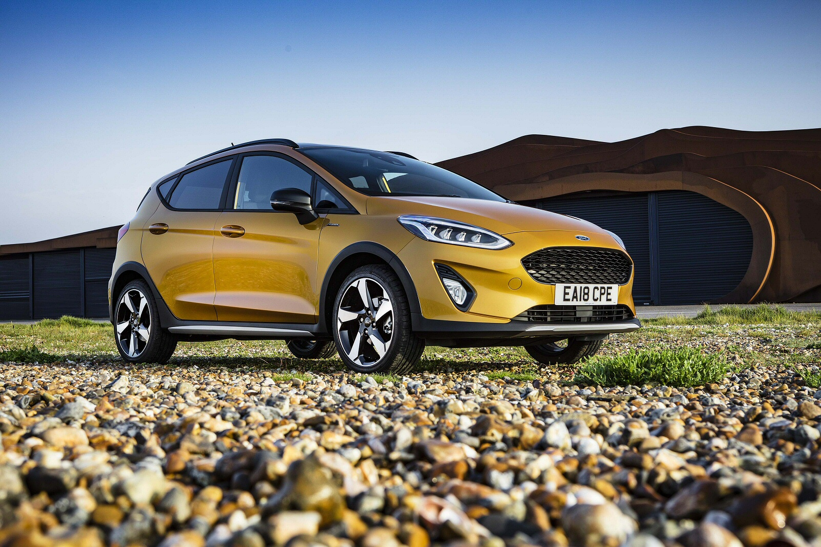 new ford fiesta 1 0 ecoboost active 1 5dr auto petrol. Black Bedroom Furniture Sets. Home Design Ideas