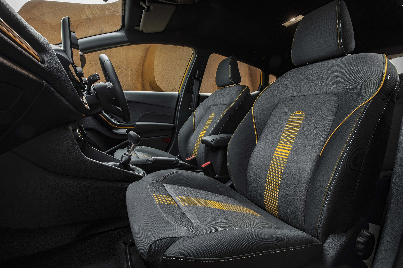 new ford fiesta 1 0 ecoboost active 1 navigation 5dr auto. Black Bedroom Furniture Sets. Home Design Ideas
