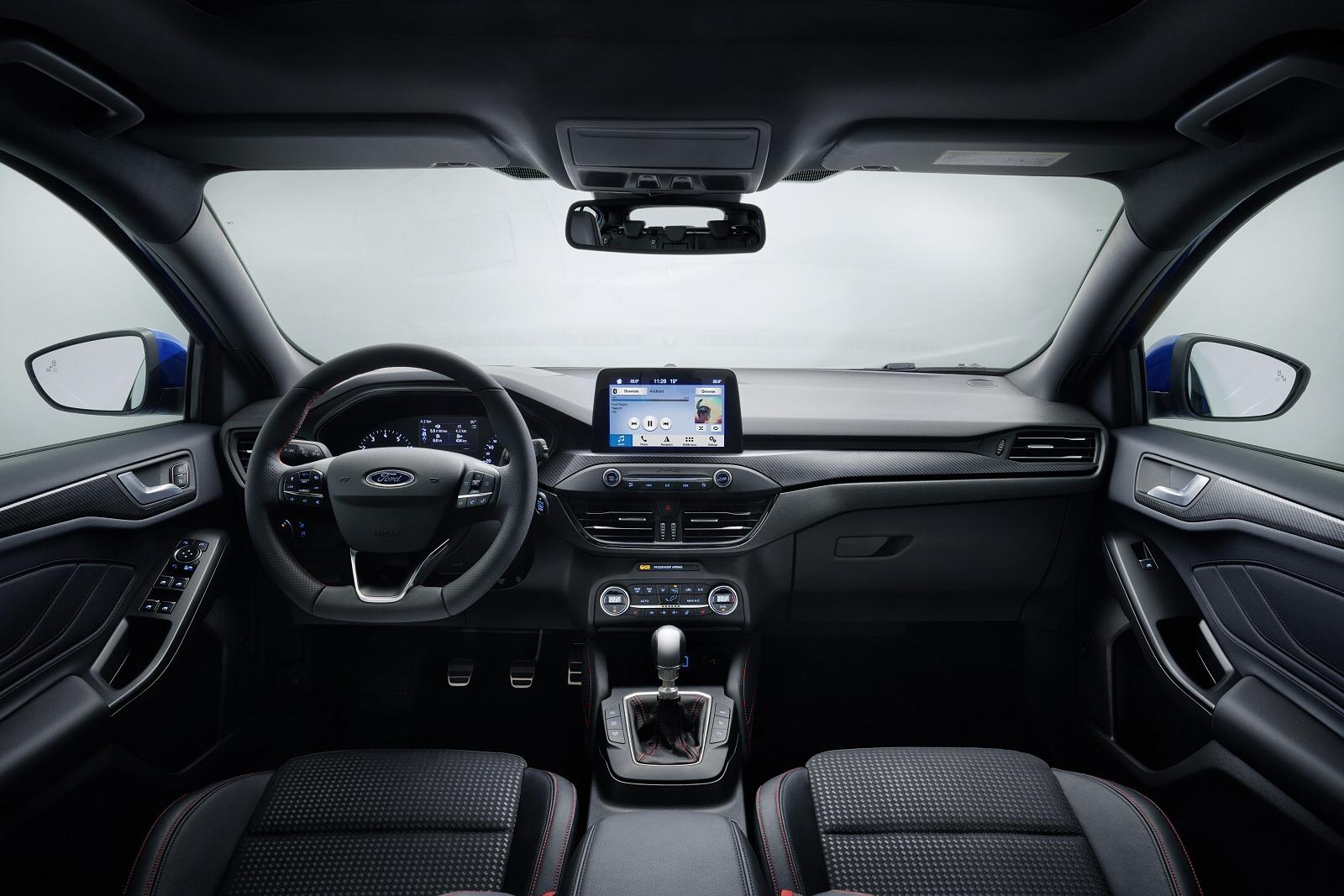 New ford focus 2 0 ecoblue st line nav 5dr auto diesel hatchback for sale bristol street