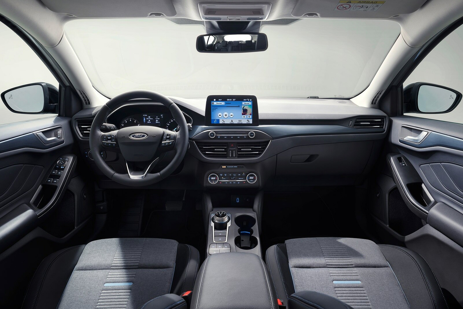 New Ford Focus 1 0 Ecoboost 125 Active 5dr Petrol Hatchback For Sale