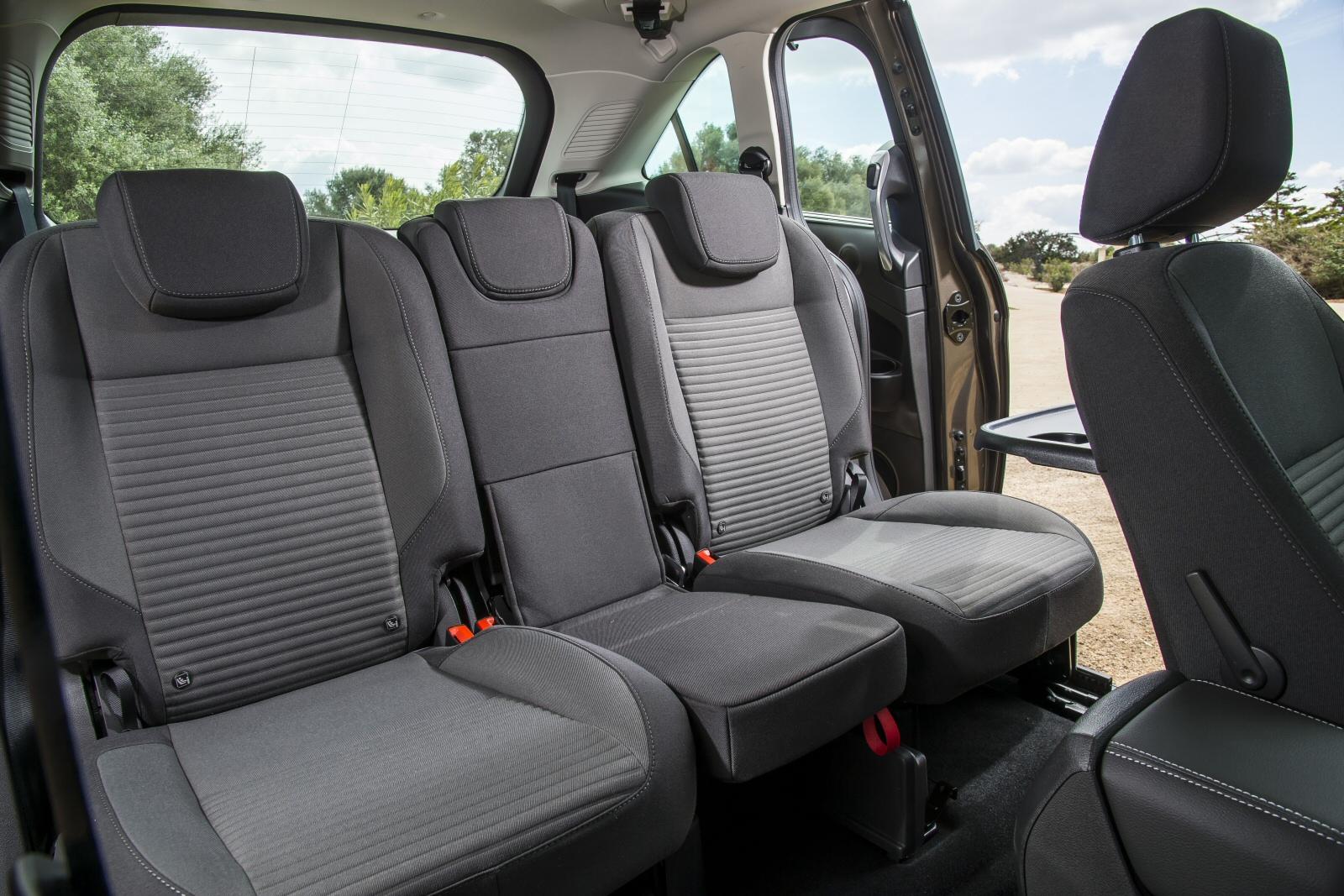 New Ford Grand C-MAX 1.0 Ecoboost Zetec 5Dr Petrol Estate for Sale ...