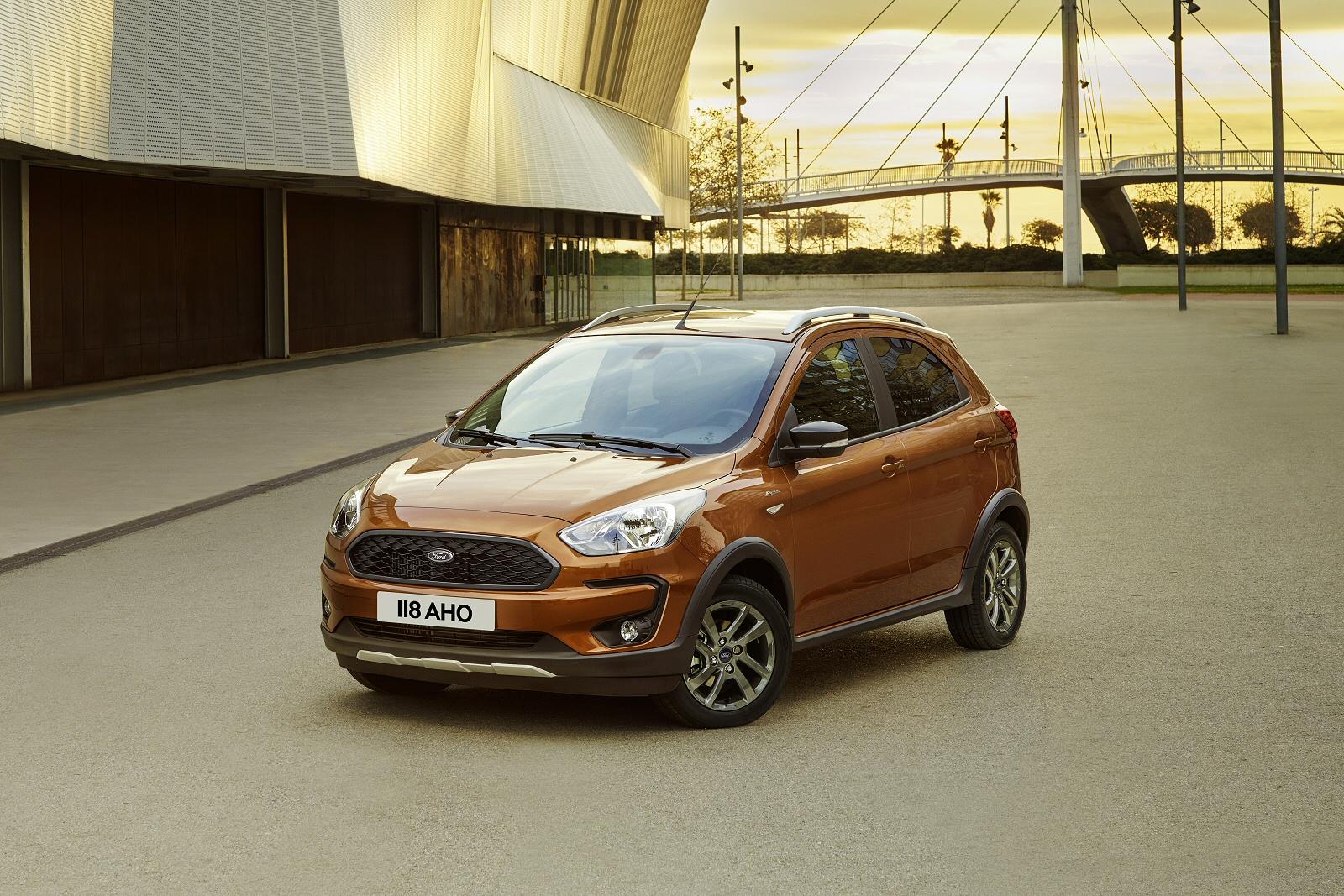 New Ford Ka  Active Dr Petrol Hatchback For Sale Macklin Motors