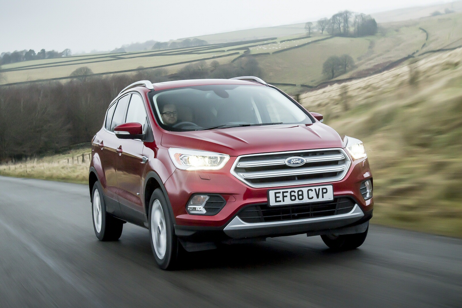 new ford kuga 1 5 tdci st line 5dr 2wd diesel estate for. Black Bedroom Furniture Sets. Home Design Ideas