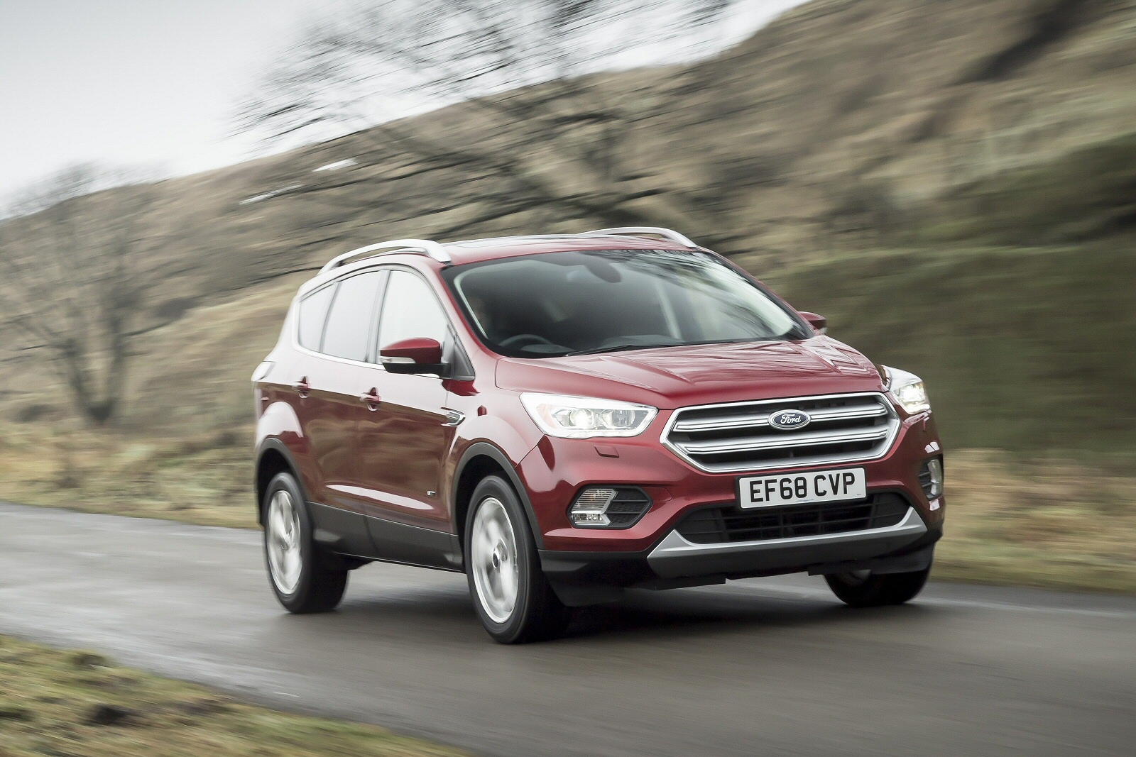 new ford kuga 1 5 ecoboost 120 zetec 5dr 2wd petrol estate for sale bristol street. Black Bedroom Furniture Sets. Home Design Ideas