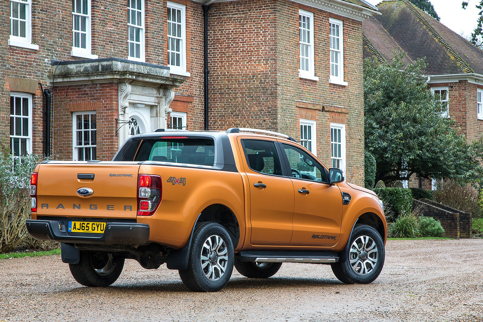 Best Pickup Truck 2018 >> New Ford Ranger Diesel Pick Up Double Cab Limited 2 2.2 Tdci for Sale | Bristol Street