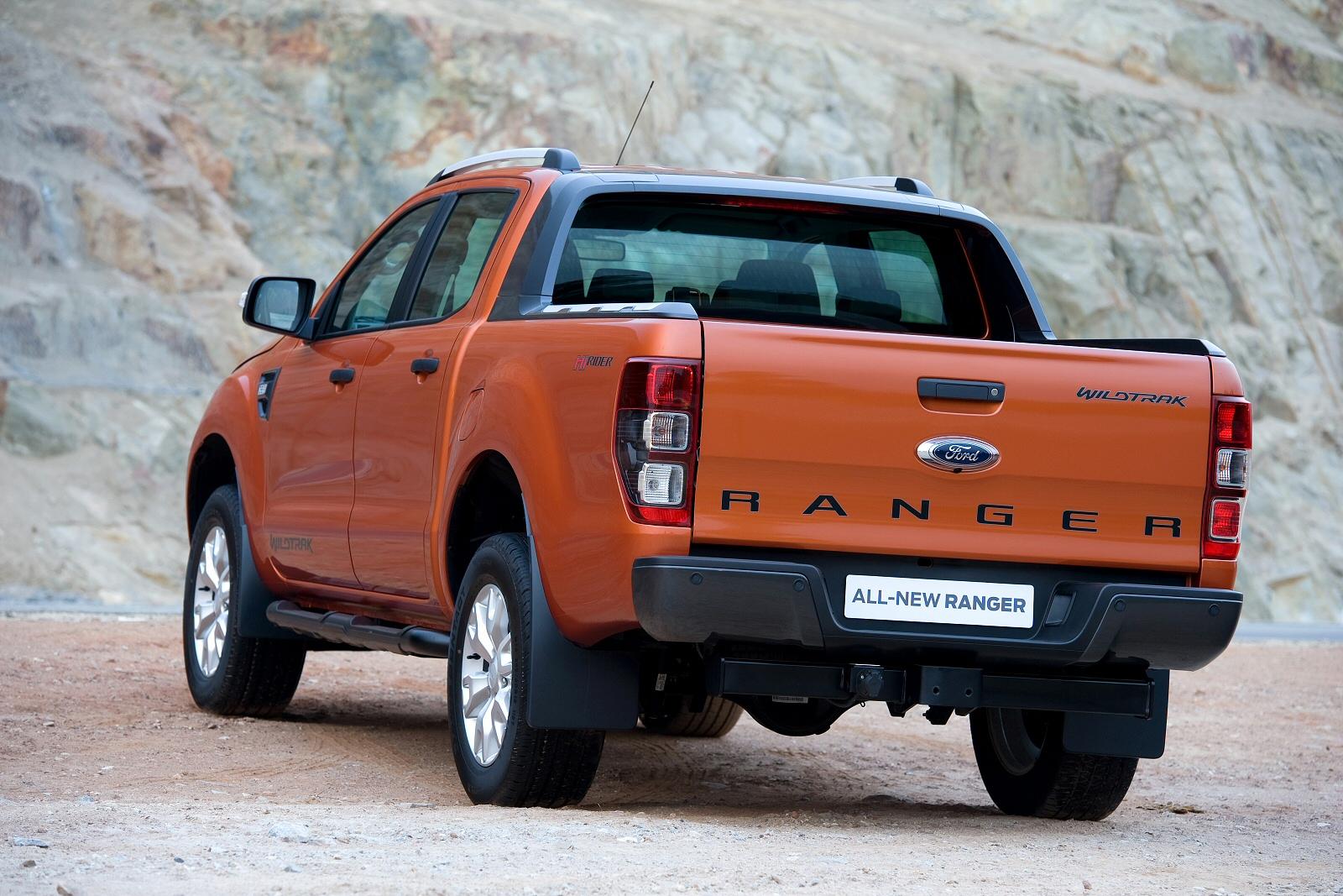 Diesel Pick Up Super Limited 1 22 Tdci