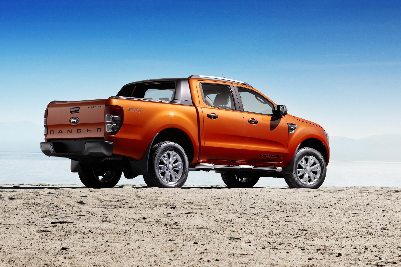 new ford ranger diesel pick up regular xl 2 2 tdci for. Black Bedroom Furniture Sets. Home Design Ideas