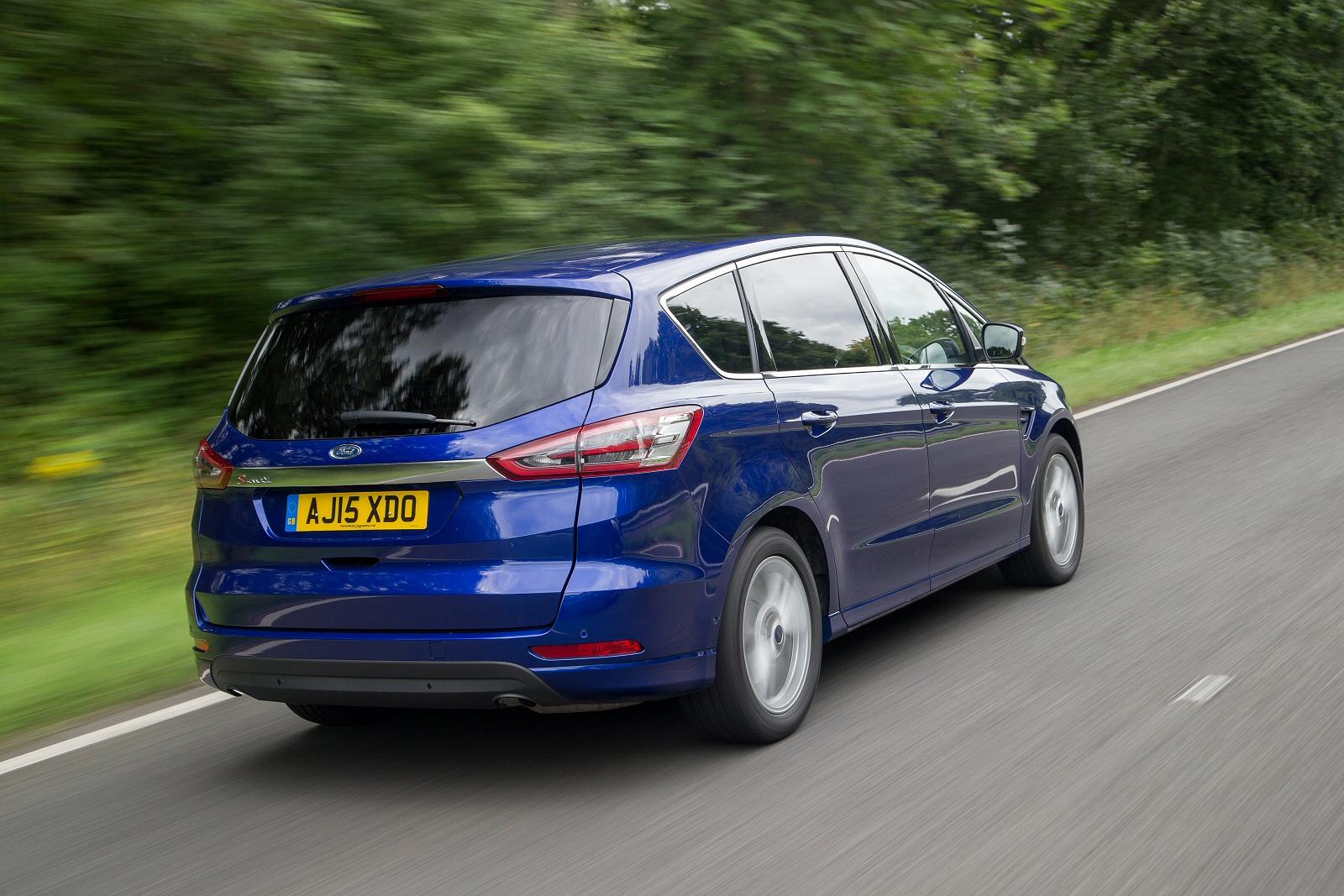 new ford s max 2 0 tdci 150 zetec 5dr diesel estate for. Black Bedroom Furniture Sets. Home Design Ideas