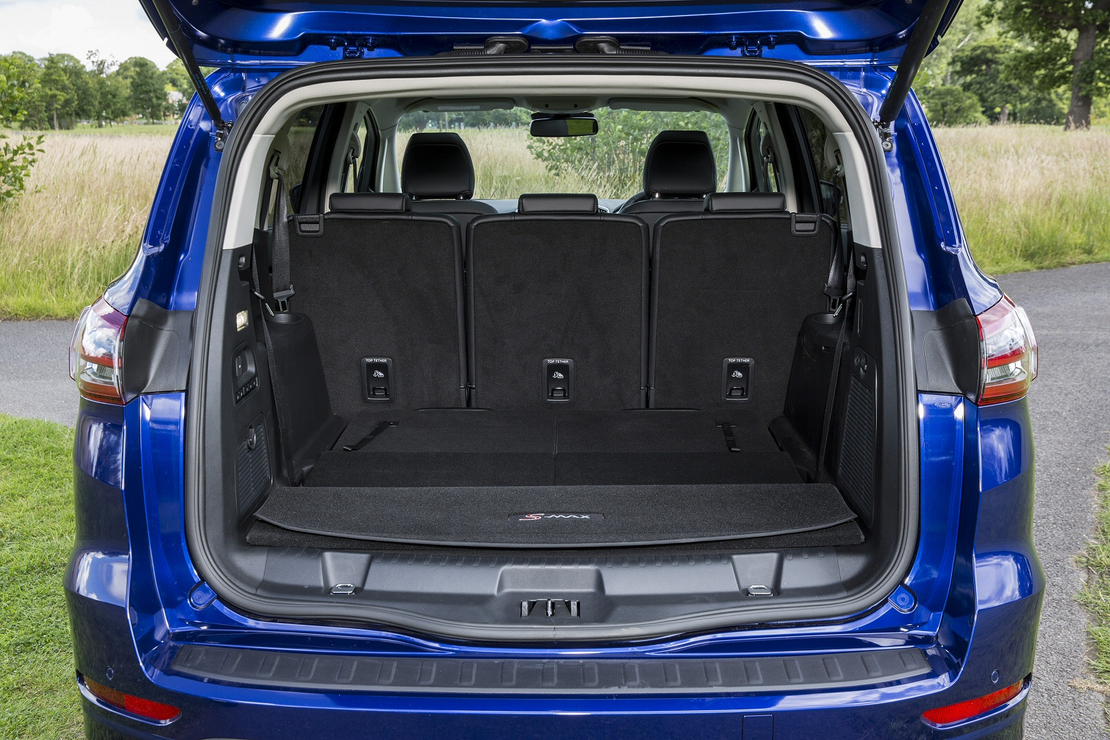 new ford s max 2 0 tdci 150 zetec 5dr diesel estate for. Black Bedroom Furniture Sets. Home Design Ideas
