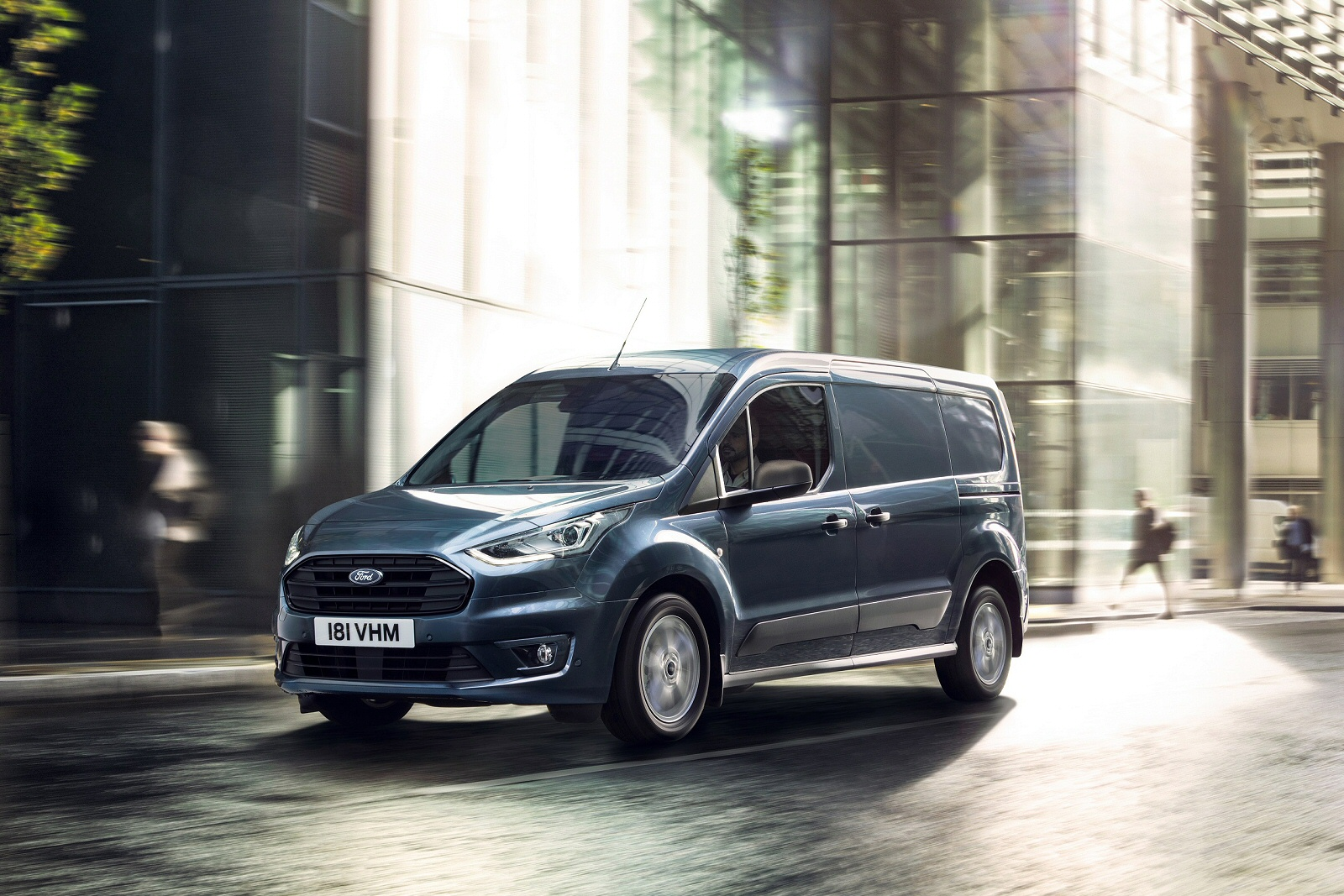 New ford transit connect 200 l1 diesel 1 5 tdci 75ps trend van for sale bristol street