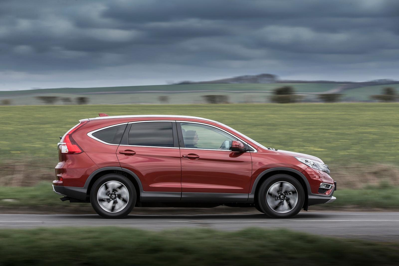 Honda what is the length of a honda crv : New Honda CR-V 2.0 I-Vtec S 5Dr 2Wd Petrol Estate Motability car ...