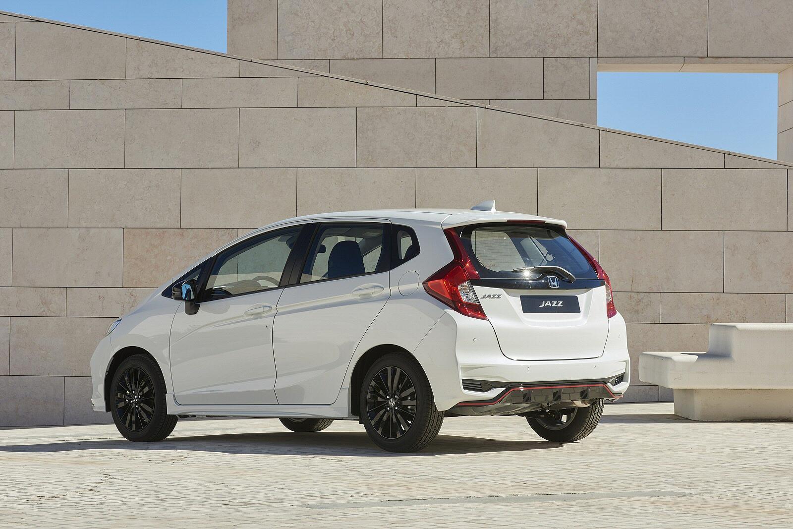 New Honda Jazz 13 I Vtec Ex Navi 5dr Cvt Petrol Hatchback For Sale