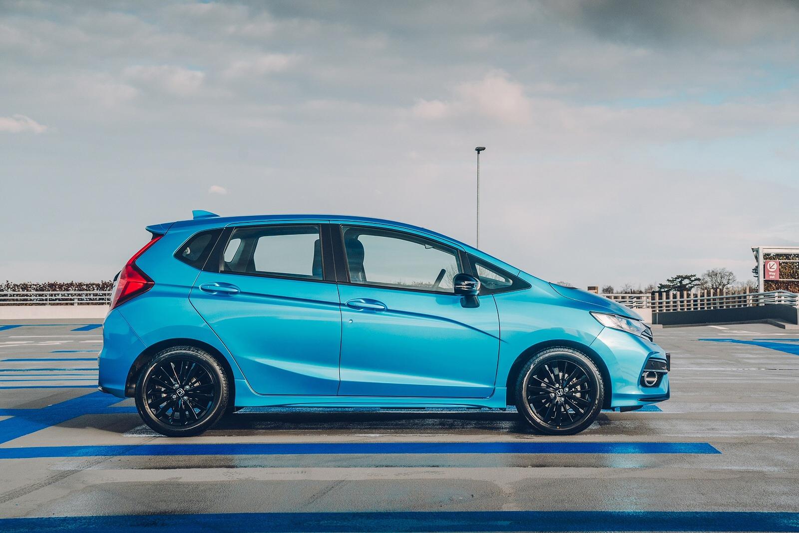 New Honda Jazz 15 I Vtec Sport 5dr Cvt Petrol Hatchback For Sale