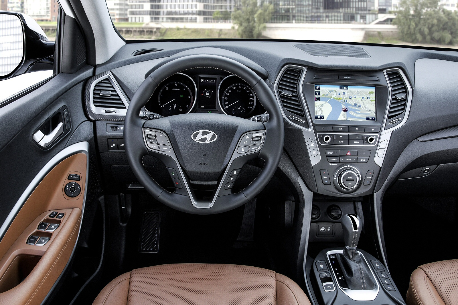 New Hyundai Santa Fe 2 2 Crdi Blue Drive Premium 5dr Auto