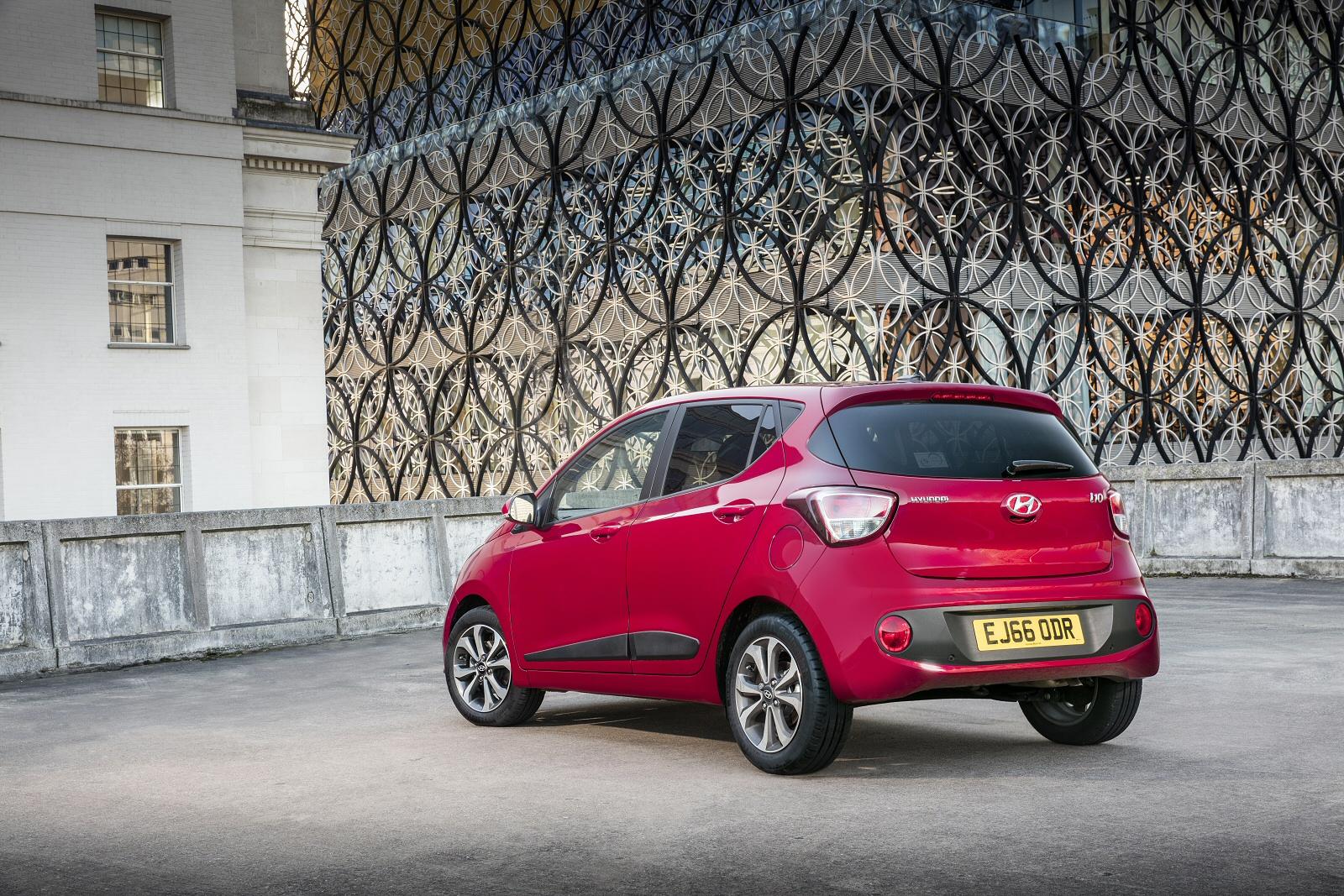 New Hyundai i10 1.2 SE 5dr Auto Petrol Hatchback for Sale ...