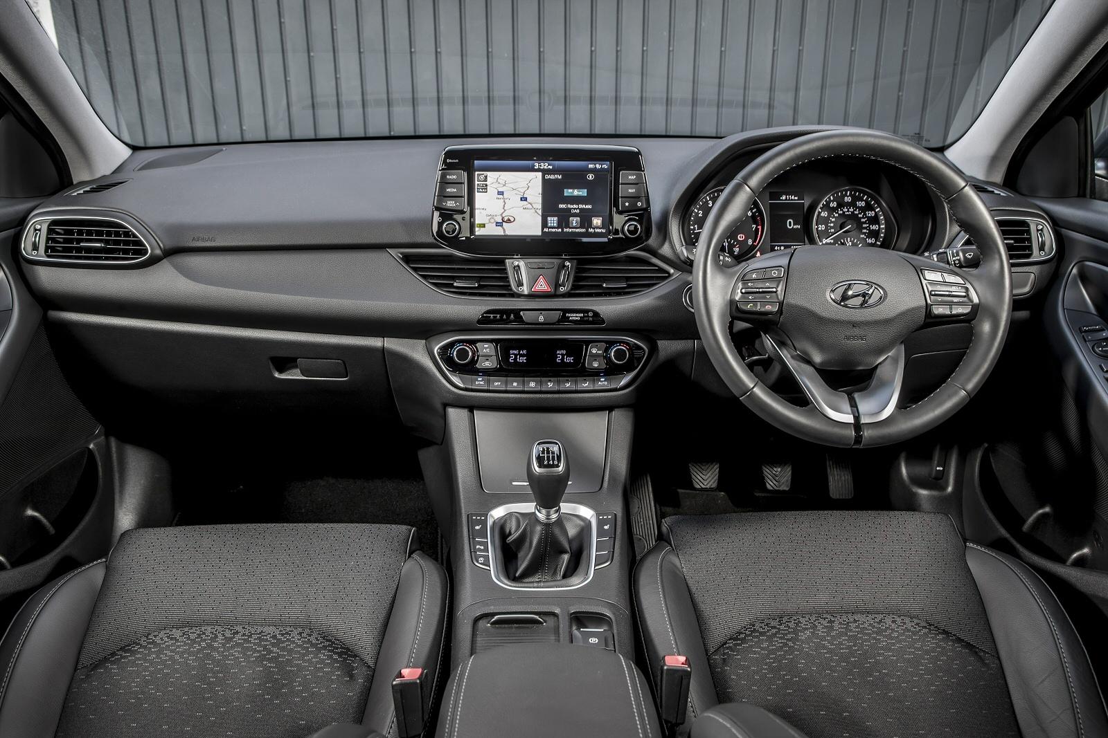 New Hyundai I30 Fastback 10t Gdi Premium Se 5dr Petrol Hatchback