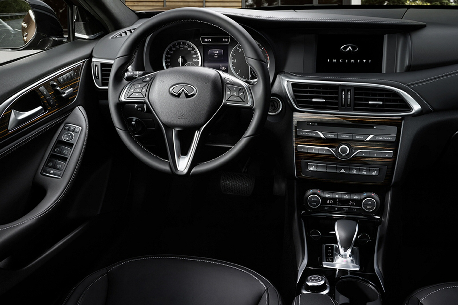 New Infiniti Q30 2.2D Sport 5Dr Dct [awd] Diesel Hatchback ...