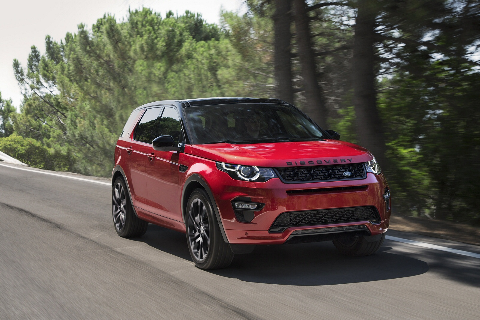 New Land Rover Discovery Sport 2 0 Td4 Se Tech 5dr 5 Seat
