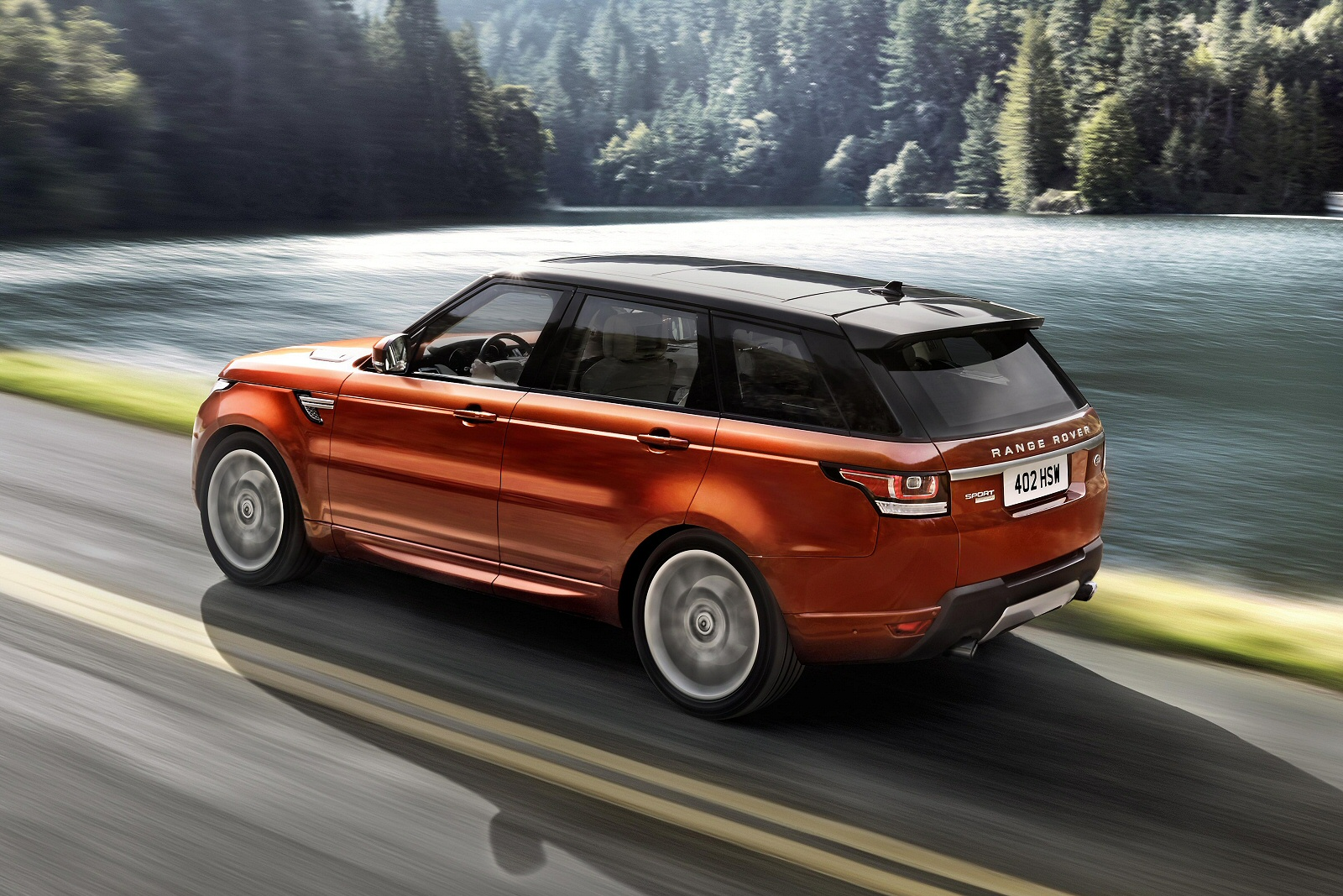 New Land Rover Range Rover Sport 2 0 Sd4 Hse 5dr Auto