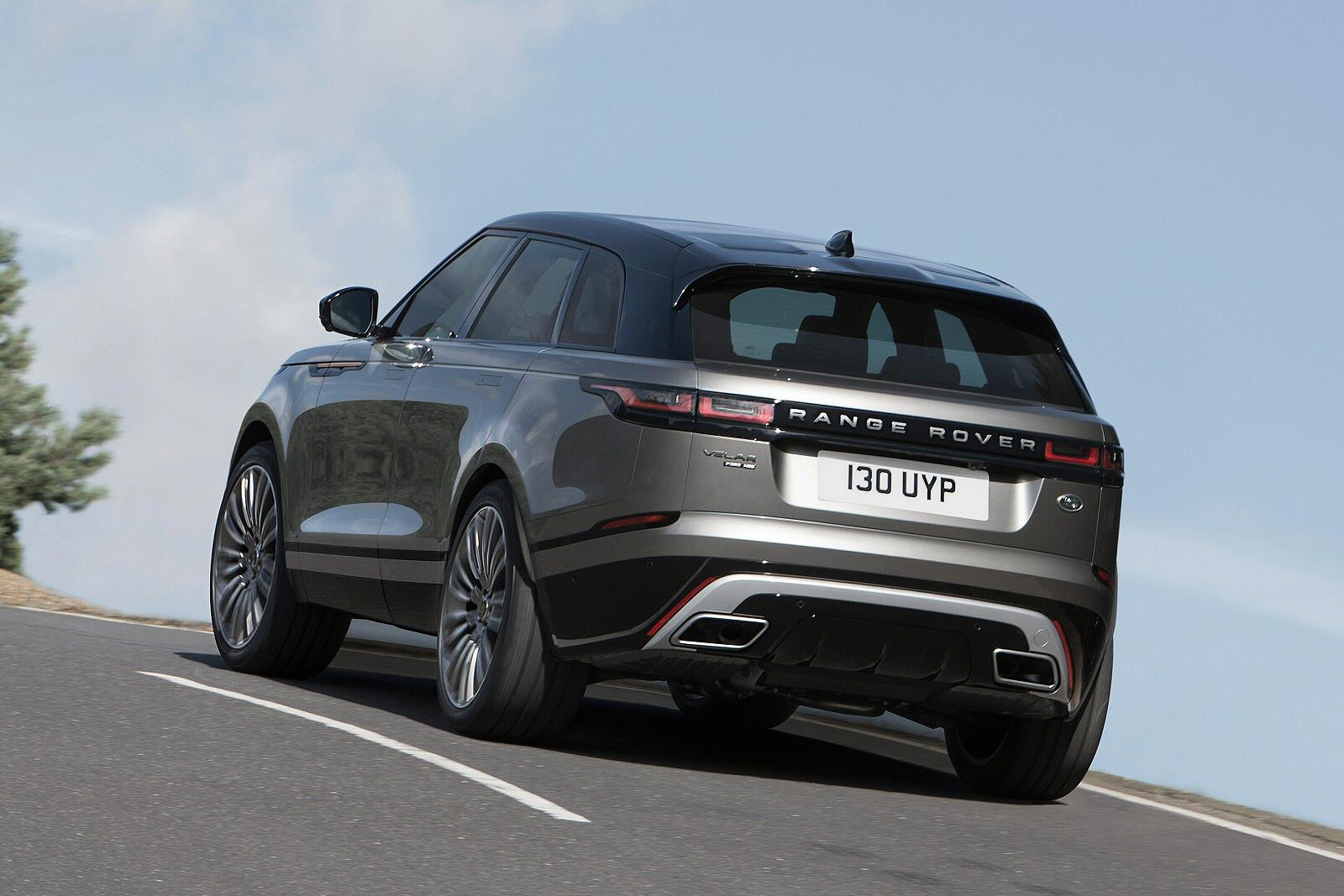 New Land Rover Range Rover Velar 2.0 D180 R-Dynamic 5dr ...
